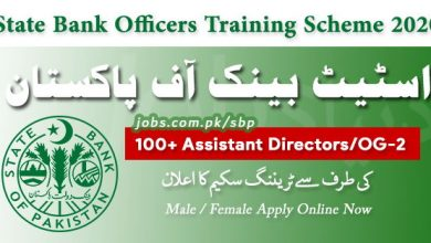 Photo of State Bank Officers Training Scheme 2020 (SBOTS 24th Batch)